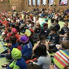 Sint op school 2016 foto's juf Lieve