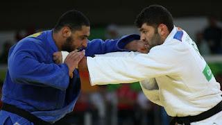 JO: les pressions subies par l'Egyptien qui n'a pas serré la main de l'Israélien