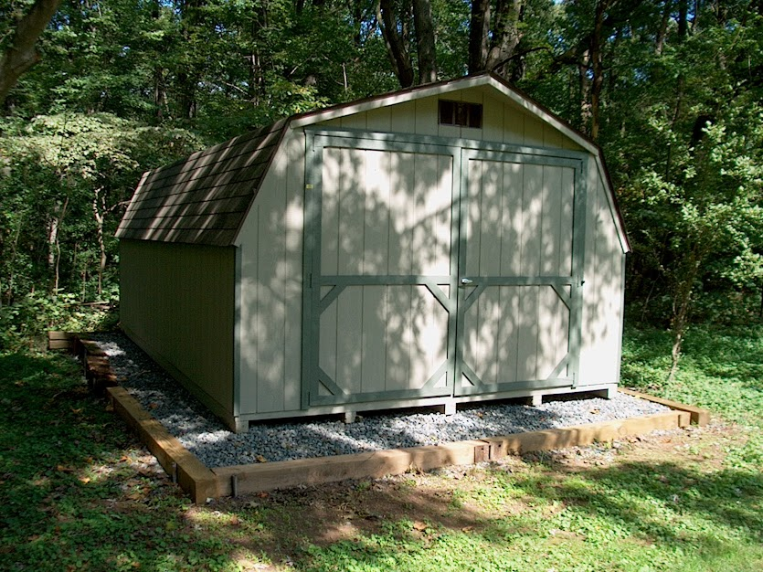 Shed Construction Question Anchoring Mytractorforum