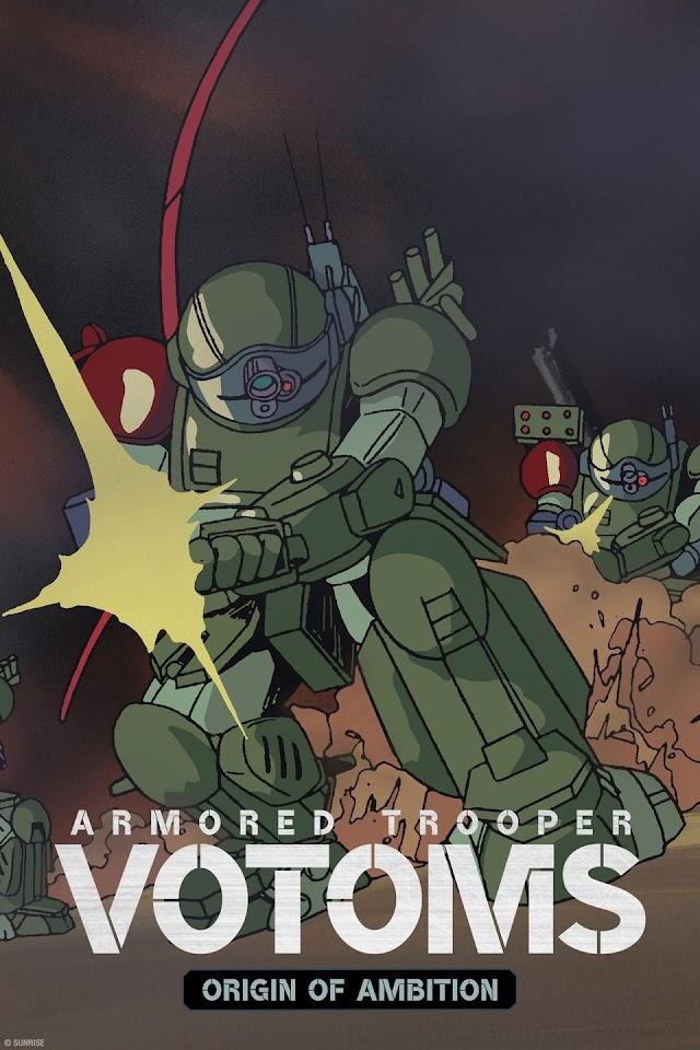 Armored Trooper VOTOMS: Origin of Ambition