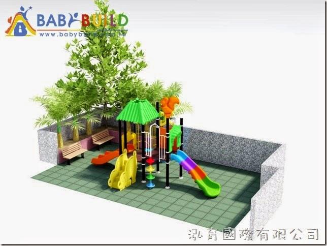 BabyBuild 兒童遊具設計規劃