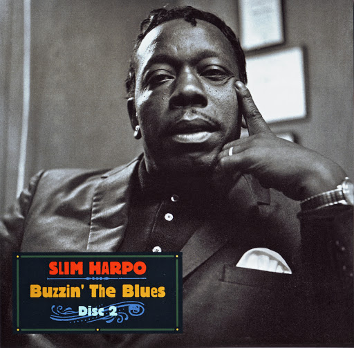Slim Harpo Folsom Prison Blues Mutual Friend