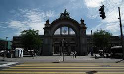 Estación de tren de Lucerna-SBB