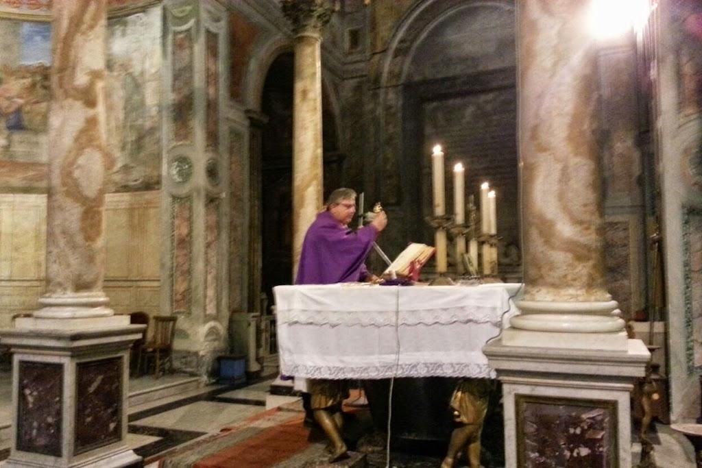Bazylika s. Nicola in Carcere, 25.02.2015 - IMG-20150226-WA0001.jpg