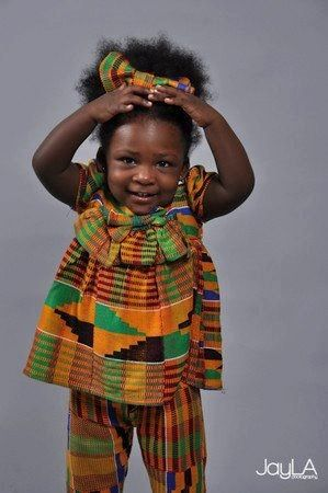 African Dress Styles For Kids How Make Your child LookSpectacular 9