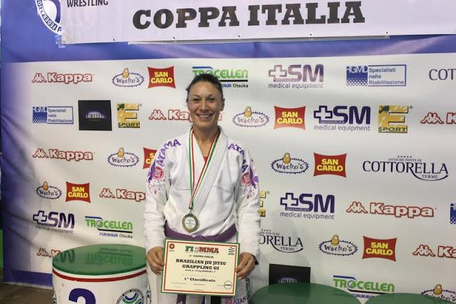 Risultati 3 Coppa Italia di BJJ/Grappling GI - 8 Novembre 2015 3
