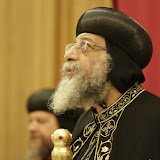 His Holiness Pope Tawadros II visit to St. Mark LA - _09A9061.JPG