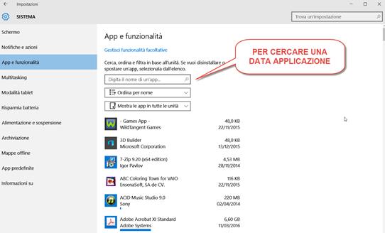app-funzionalità-windows-10