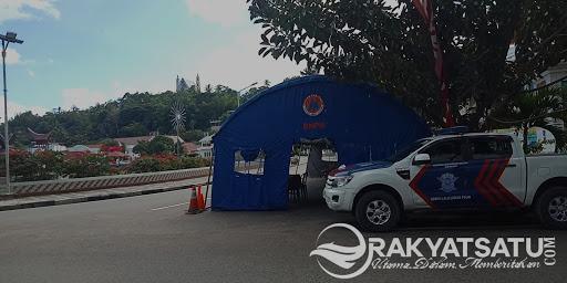 Jelang Puncak Arus Mudik, BNPB Tana Toraja Siapkan Takjil Tempat Istirahat Gratis