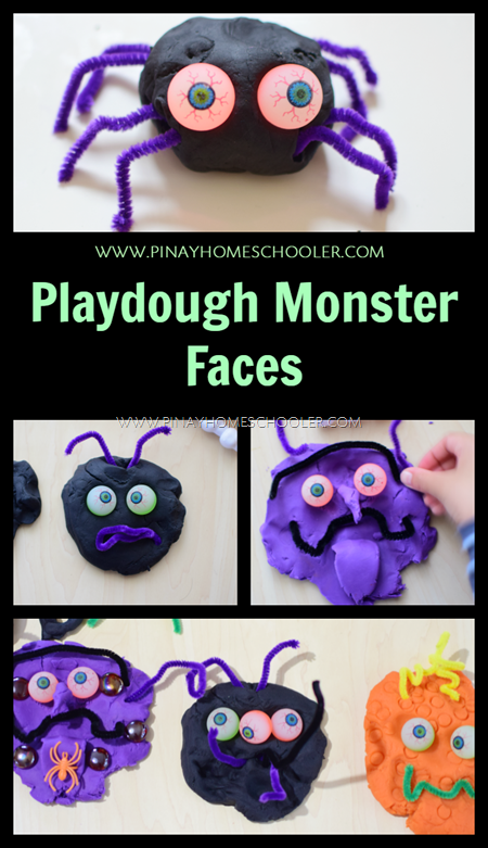 PlaydoughMonster