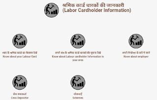 राजस्थान श्रमिक कार्ड लिस्ट