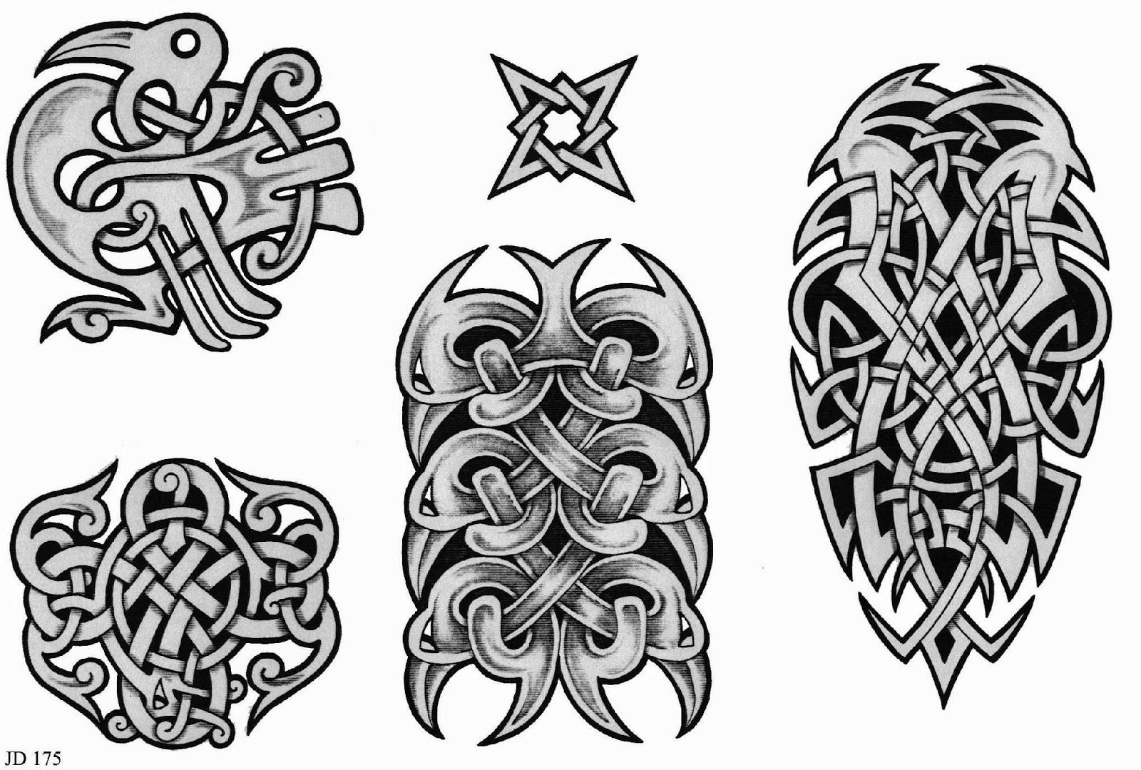 97250bf45 Tattoo designs Celtic Tattoo Sheet 3 Best Tattoo Ideas