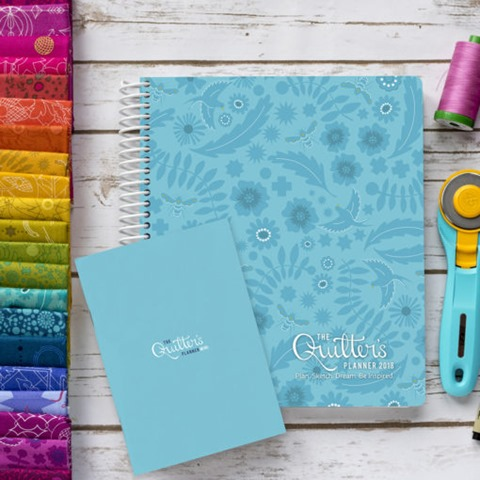 2018 Quilters Planners Bundle