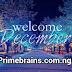 Happy New Month: Welcome ToDecember