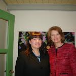 Senator Lisa Murkowski and Arlene, Nuuk 2011.JPG