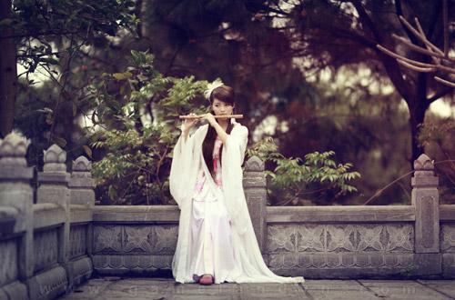 Nàng A Châu dịu dàng trong Thiên Long Bát Bộ 2