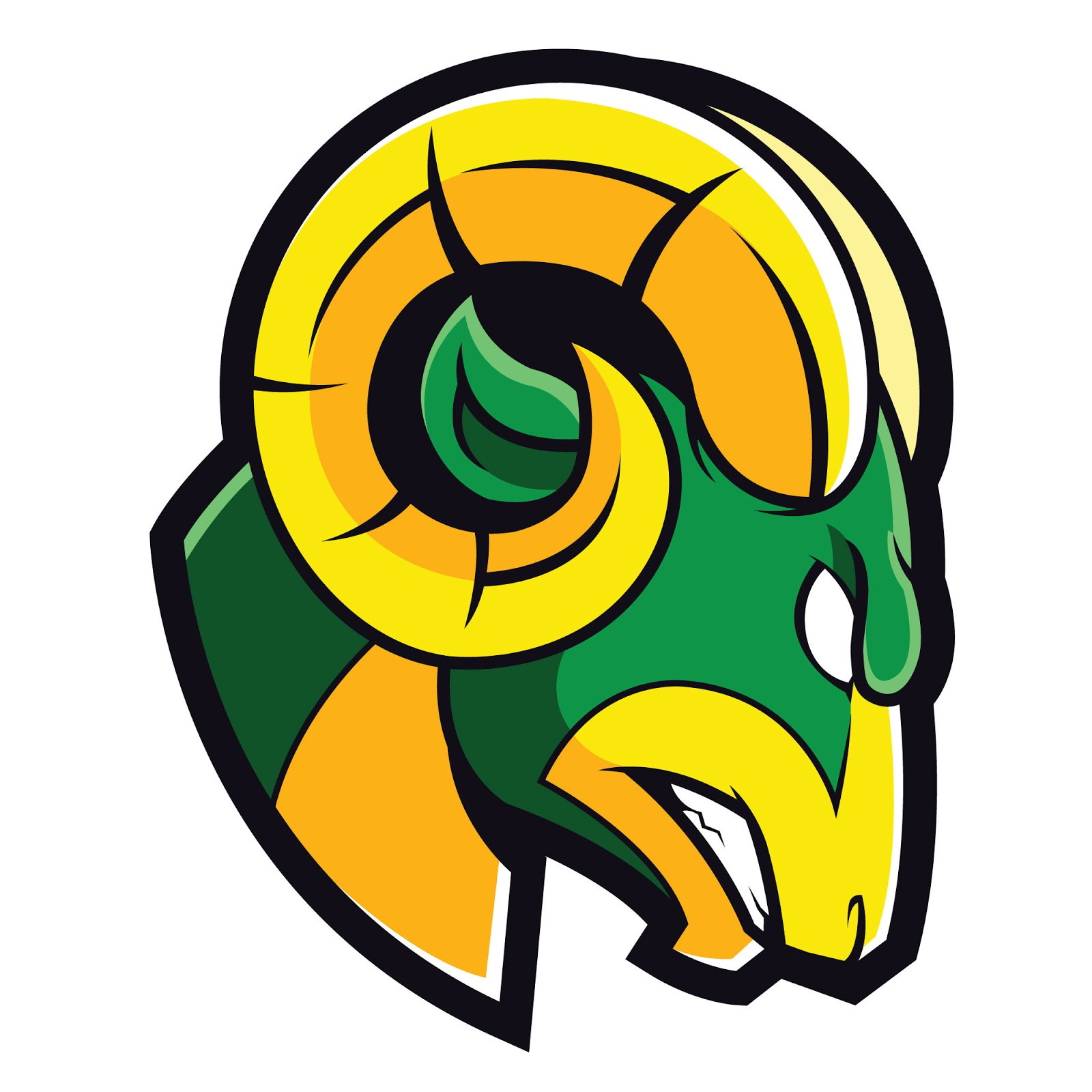 Ram Sports Logo Free Download Vector CDR, AI, EPS and PNG Formats