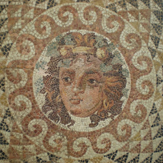 My Photos: Greece -- Mosaics -- Corinth