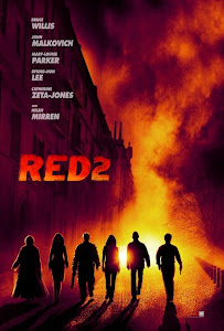Cia Tái Xuất 2 - Red 2 poster