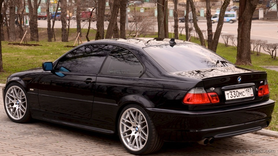 2002 BMW 3 Series Coupe Specifications, Pictures, Prices