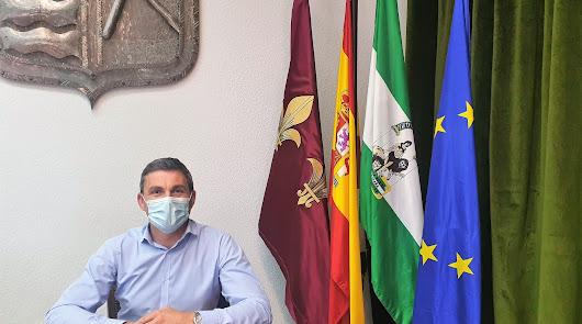 """Alcalde de Los Gallardos: """"Es momento de colaborar para superar esta situación"""""""