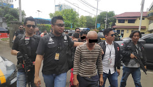 Polrestro Jakbar Ringkus 11 Preman Penagih Hutang Bersenjata