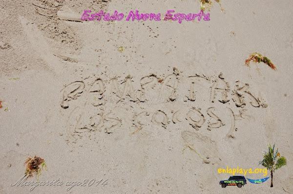 Playa los Cocos (Pampatar) NE018, estado Nueva Esparta, Margarita
