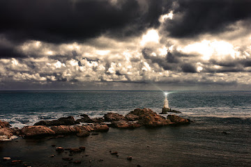 Light my way Achtopol Bulgaria