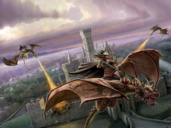 Knights Of Dragons, Dragons 2