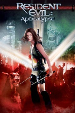 Vùng Đất Quỷ Dữ: Khải Huyền - Resident Evil 2: Apocalypse (2004)