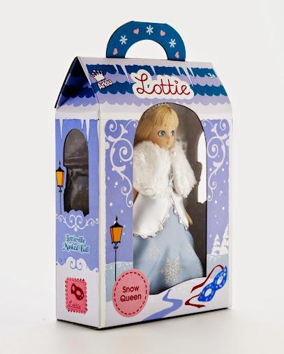 Brilliant Sky Brillance Award Winner: Lottie Dolls Snow Queen Doll