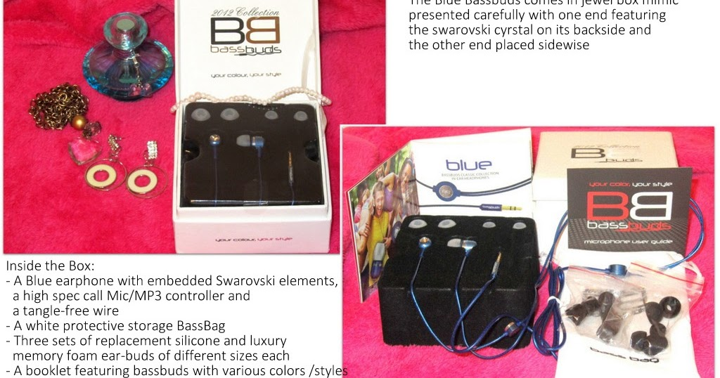 Classic Blue Bassbuds High Performance on Latest Poetry Writing Apps
