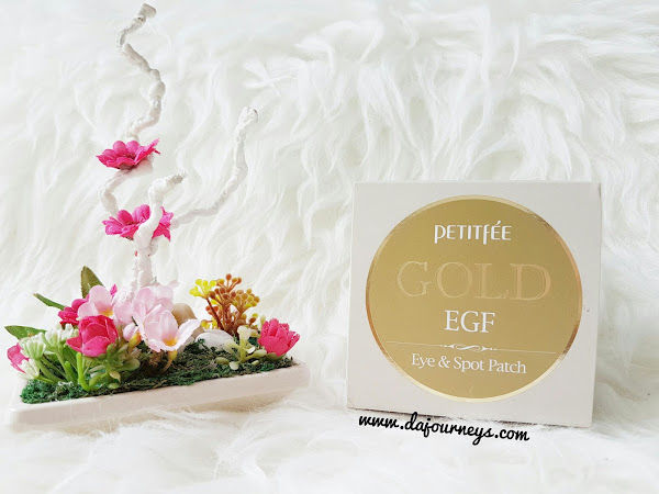 [Review] Petitfee Gold EGF Eye and Spot Patch