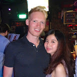 making new friends at Brickyard in Kaohsiung, Taiwan in Kaohsiung, Kao-hsiung city, Taiwan