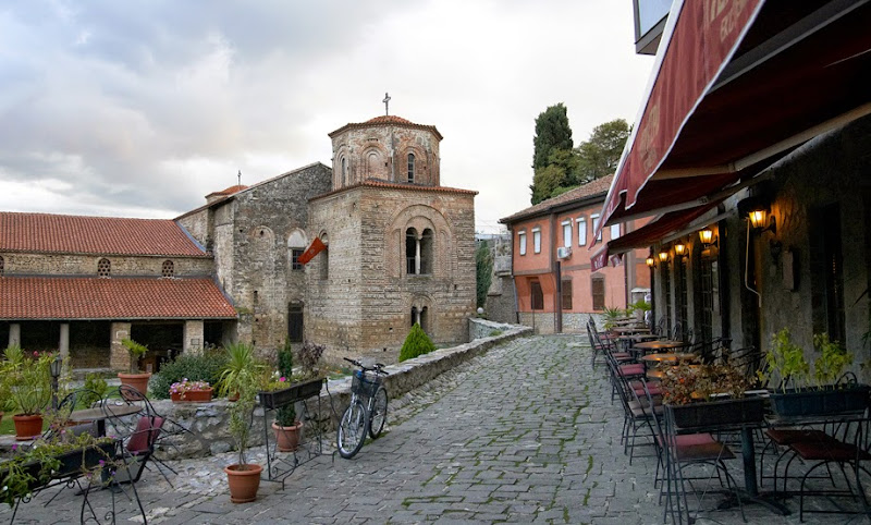 21. The Church of St.Sophia. IX Century. Ohrid