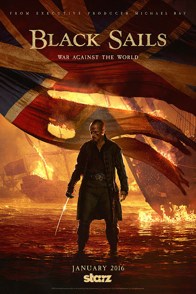 Black Sails Season 3 - Cánh Buồm Đen 3