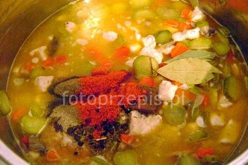 Zupa ala Strogonow zupy obiad latwe kurczak i drob europejska  przepis foto