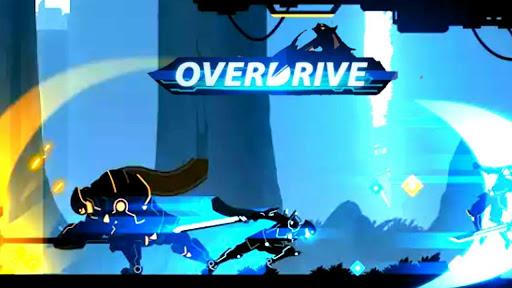 Overdrive - Ninja Shadow Revenge APK MOD DINHEIRO INFINITO
