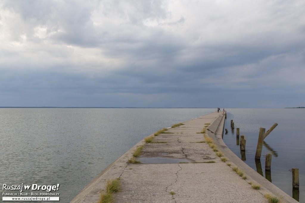 Niebieska Warmia - wody Zalewu Wiślanego we Fromborku