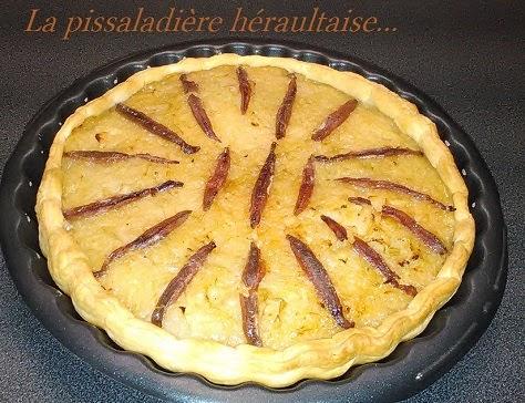 pissaladière héraultaise