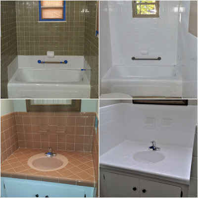 Bathtub Refinishing, Sink Refinishing 11