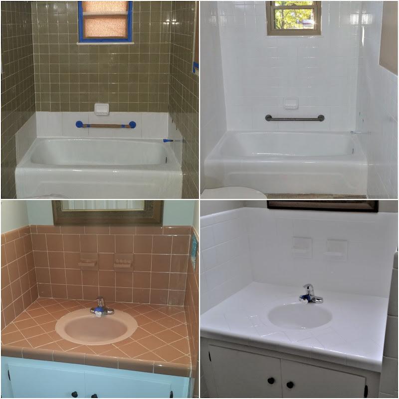 Bathtub Refinishing, Sink Refinishing & Repairs For Damaged ...