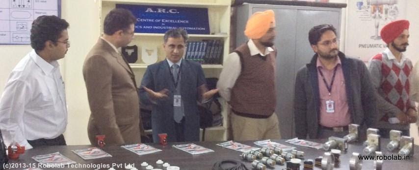 Amritsar College of Engineering and Technology, Amritsar Robolab (12).jpg