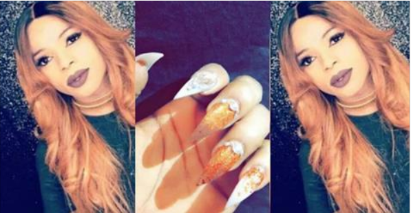 After Making Nigerians Fast & Pray For B.utt Implant Operation, Bobrisky Returns Only With A Manicure (Photos)