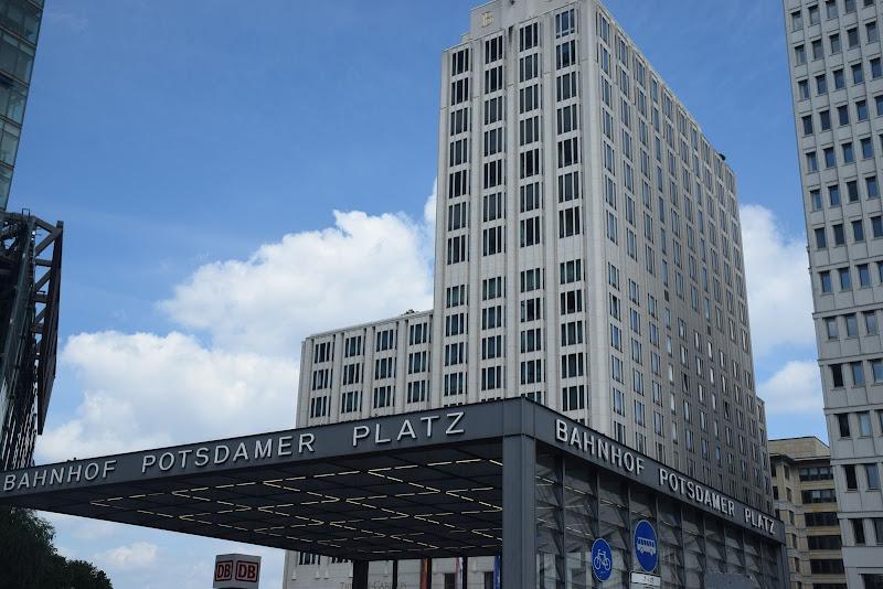 Postdamer Platz, Porte de Brandenbourg, Mitte à Berlin, Allemagne, Travel, Voyages, TravelBlogger