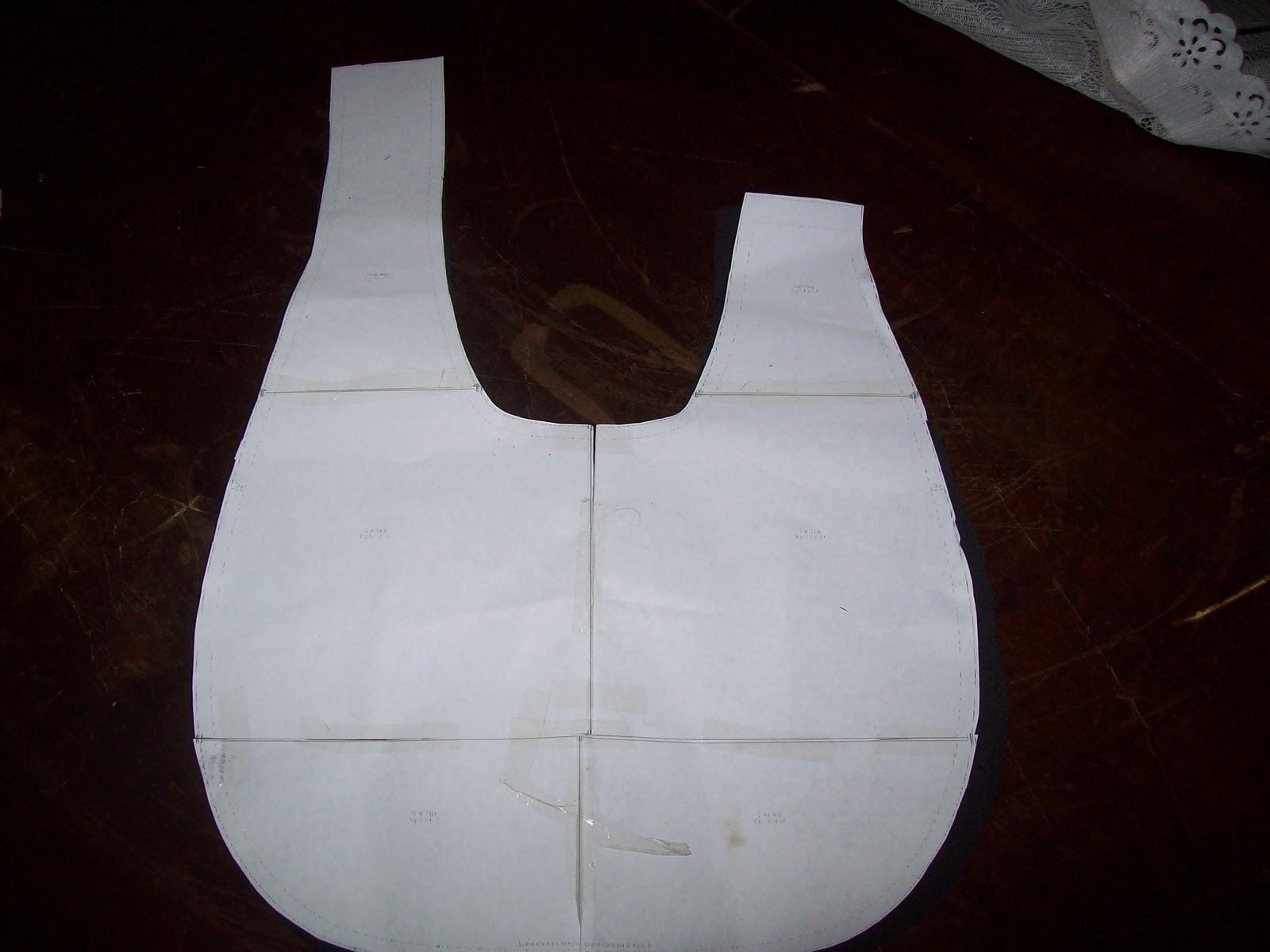 Bolsa Em Algodão Cru Passo A Passo : Pin moldes boneca tilda posts ajilbabcom portal on
