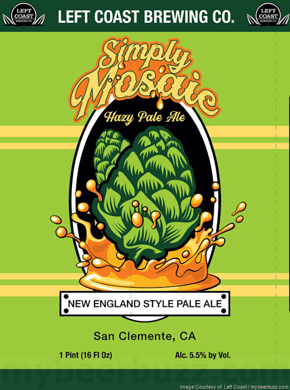 Left Coast Adding Blonde Marvel, Simply Mosaic & Blonde Tourage Cans