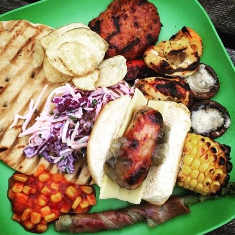 M&S A Taste of the British Isles BBQ