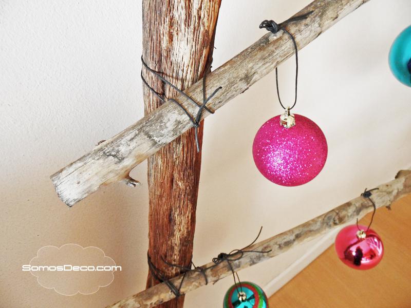 Cómo hacer un Árbol de Navidad.