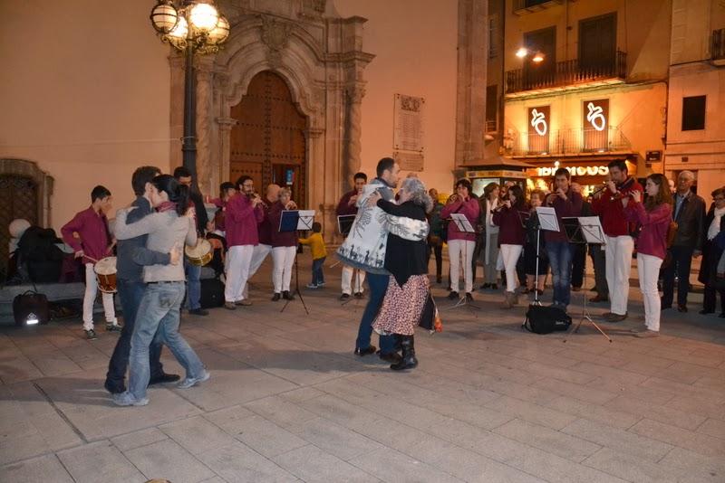 Concert gralles a la Plaça Sant Francesc 8-03-14 - DSC_0747.JPG